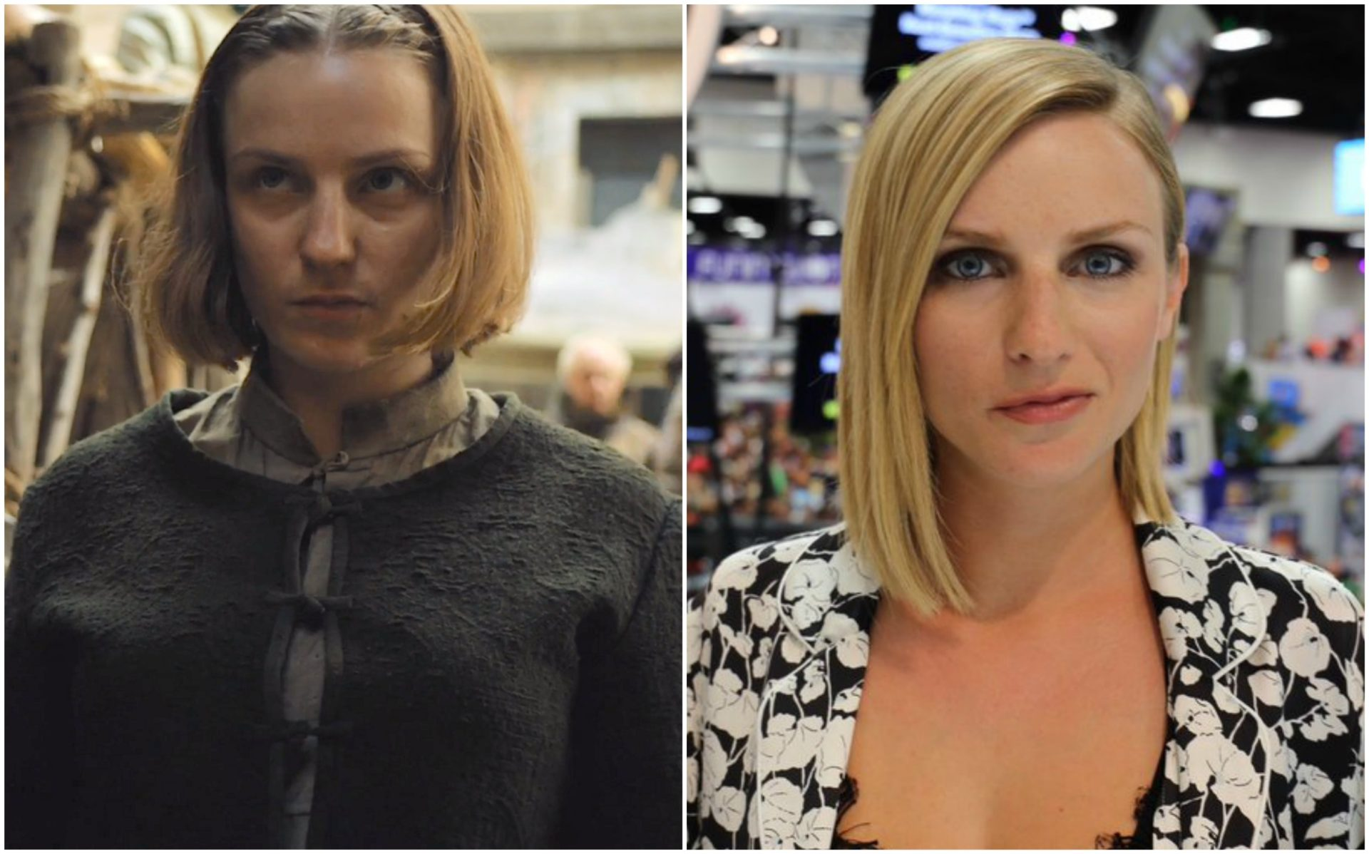 Faye Marsay as The Waif