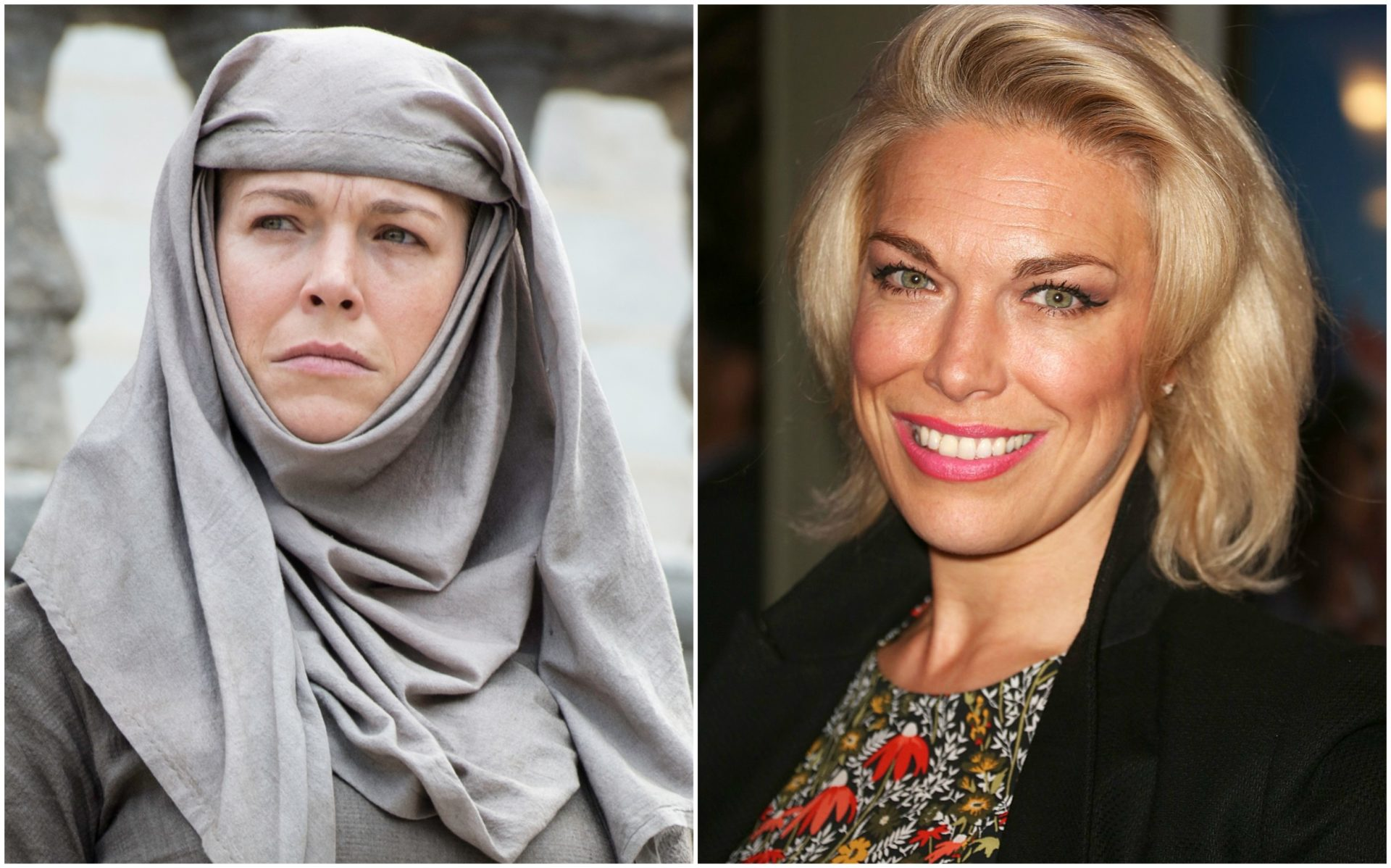 Hannah Waddingham as Septa Unella