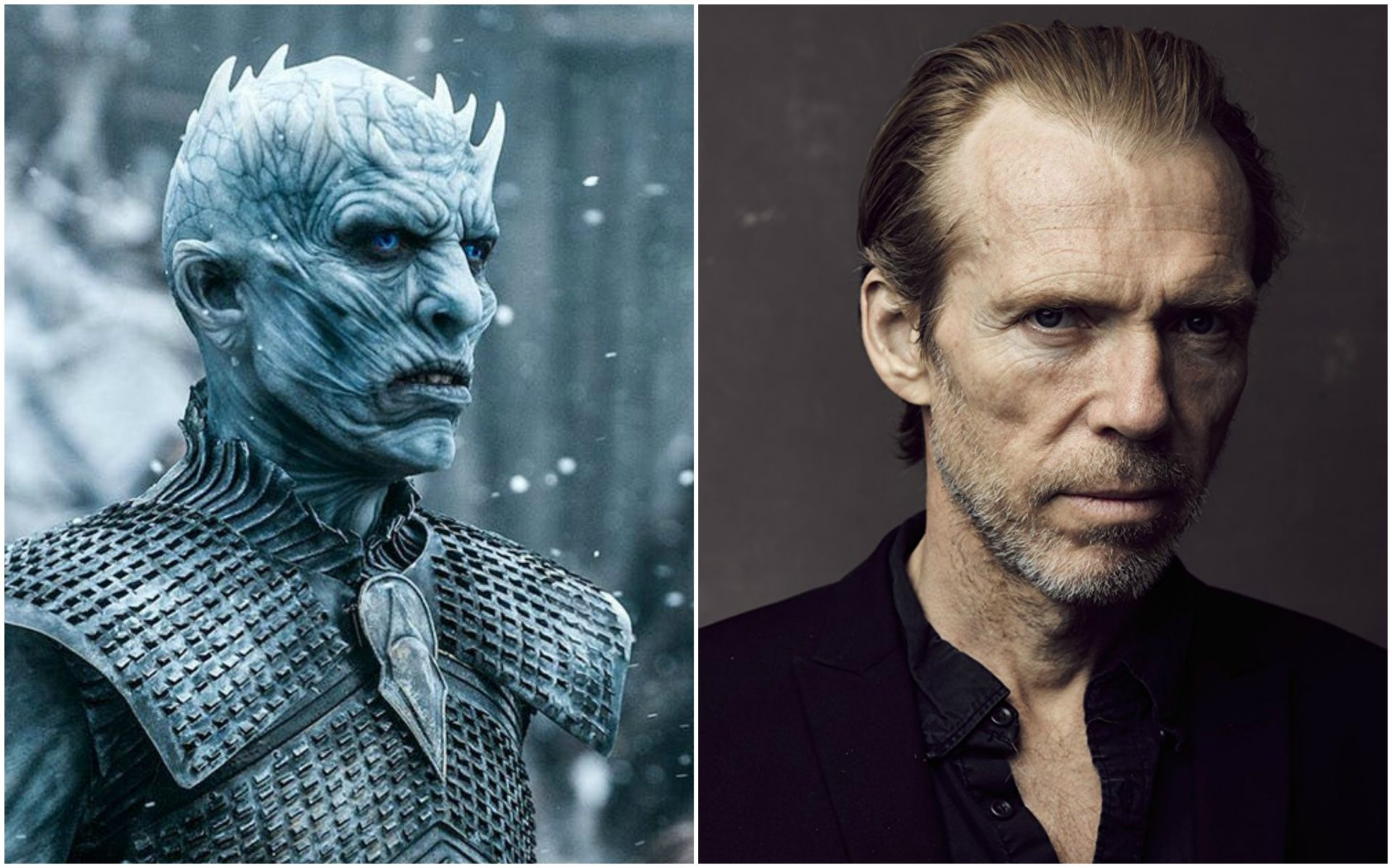 Richard Brake as The Night King