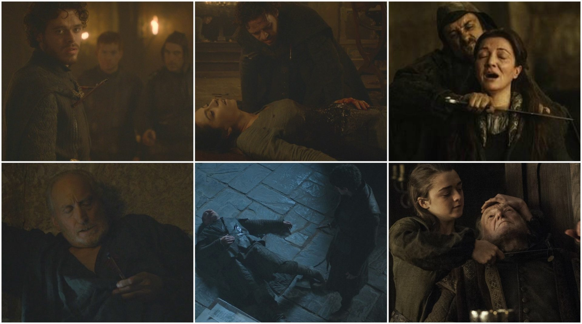 Red Wedding Got.15 Ironic Coincidental Deaths In Game Of Thrones A Blog Of Thrones