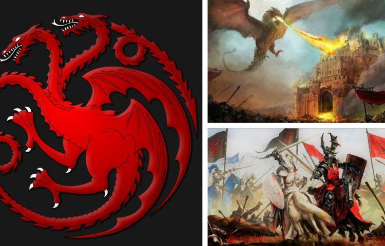 House Targaryen - Feat